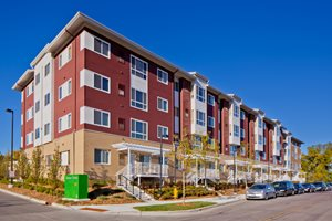 Sienna Green in Roseville is located near Metro Transit's A Line Rapid Bus.
