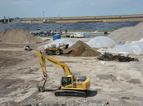 Polluted site cleanup in Fridley led to the redevelopment of industrial property.