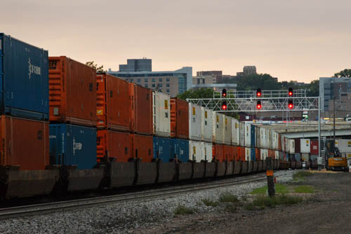 The region's freight system is critical to our economic competitiveness.