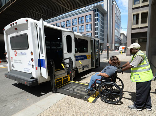 The ADA made transit service for people with disabilities a civil right. Today, Metro Mobility provides about 2 million rides annually in the Twin Cities metro area.