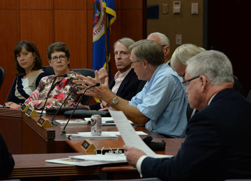 The Council's Transportation Advisory Board evaluates and selects projects to receive federal funding. Half of the people serving on the 34-member board are local elected officials.