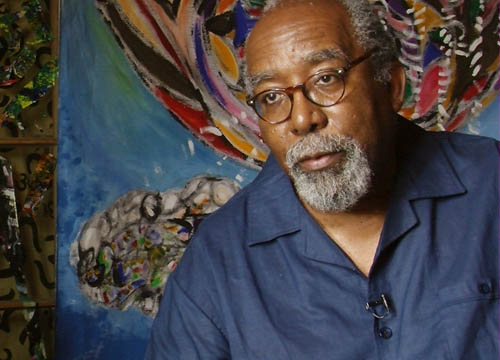 Lowertown artist Ta-coumba Aiken gave up his car about a year before the Green Line opened.