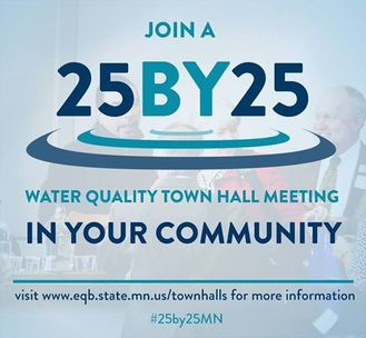 25 by 25 Water Quality Town Hall Meeting