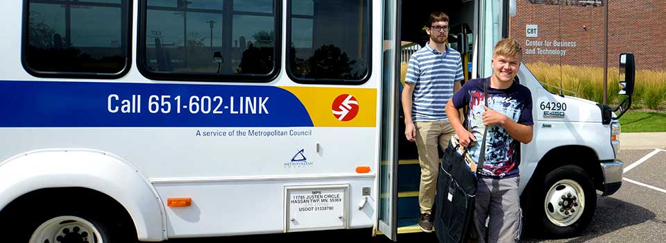 Transit Link Metropolitan Council