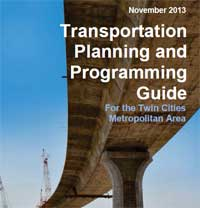 Transportation Planning and Programming Guide