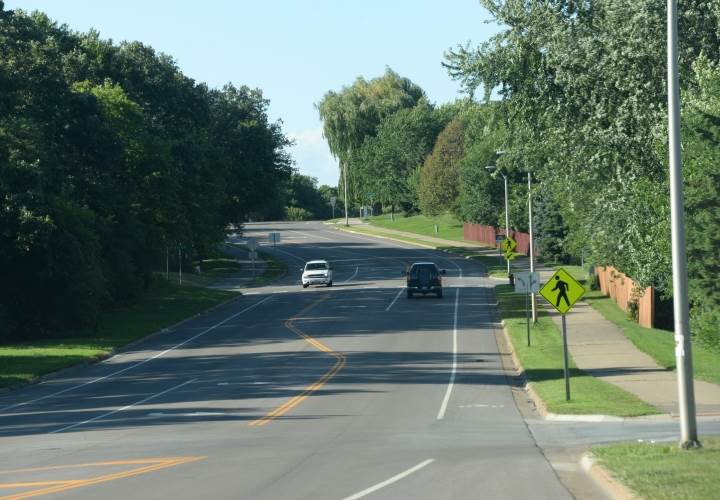 Shannon Parkway Road Diet