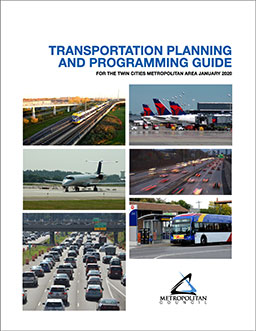 Transportation Planning and Programming Guide Cove