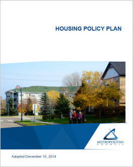 Cover of Housing Policy Plan